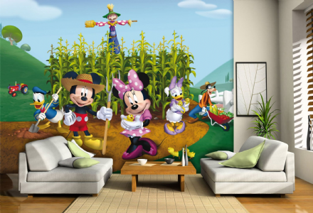 Disney Premium wall mural Mickey Mouse 1